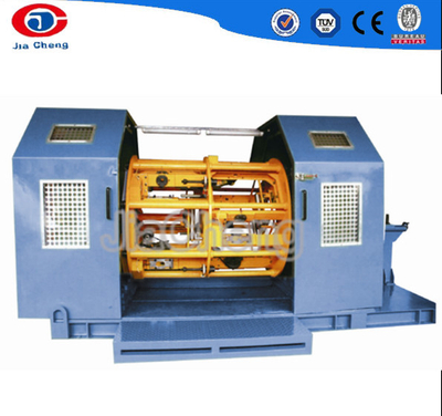Fork Stranding Type Cabling Machine