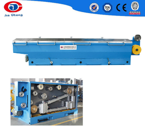 JCJX-LHT400 Copper Rod Breakdown Machine