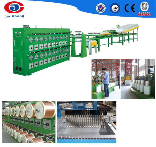 Offline Annealing and Tin-coating Machine - Buy wire